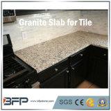 Rusty jaune blanc noir gris granit naturel / carrelage de marbre des matériaux de construction de la dalle