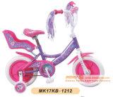 Детей дюйма белых девушок автошины велосипед 12 (MK17KB-1211)