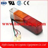 As peças do carro elevador Tailift luz LED traseira 12V com 3 cores