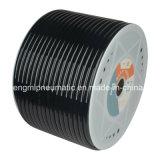 Neumático de poliuretano flexible de color de 95 Shore A (10*14mm*100M)