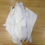 Premium Reclaimed Cut White Bedsheet Rags no custo competitivo da fábrica