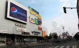 P16屋外のフルカラーの広告LEDのスクリーン