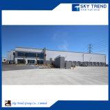 싼 건축 건축재료는 강철 구조물 조립식으로 만들어진 창고를 디자인한다