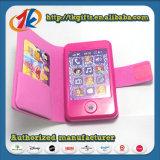 中国の製造業者の電話カバーが付いているかわいい小型プラスチック電話おもちゃ