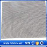 Astilla del color brillante de acero inoxidable de malla de alambre para el filtro
