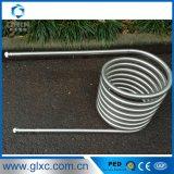 タンクのための製造304のステンレス鋼のコイル状の管