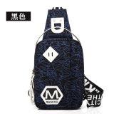 La tendenza del sacchetto coreano puro del pacchetto maschio all'ingrosso di autunno casuale (8900)