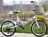 高品質 20inchアルミニウム 合金8の速度の折る自転車