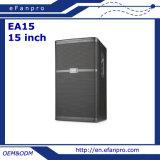 15 Zoll-PROaudiogerät-Lautsprecher (EA15 - TAKT)