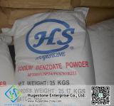 Benzoato de sódio CAS do produto comestível no.: 532-32-1