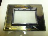 Panneau en verre de commutateur de bord conique de surface de miroir de givrage