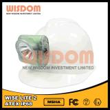 Mshaは抗夫の安全LEDヘッドライト、採鉱ランプを示した