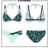 Niedriger Preis-Badeanzugbeachwear-heiße reizvolle Frauen-Badebekleidung