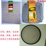 テフロン円の焦げ付き防止のバーベキューのパッド