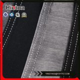 Bom preço Tc Polo Shrit Denim Tecido Preto Cor
