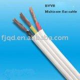 fil échoué de cuivre 4mm2 de l'isolation 60227 IEC01 BV de PVC du faisceau 450/750V