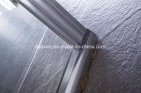 Cerco do chuveiro com alumínio grande