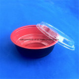 Горячий продавая устранимый вакуум шара 550ml салата формируя пластичную коробку
