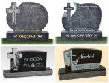 Het Europese Aangepaste Snijdende DwarsMonument/de Grafsteen/de Grafsteen van het Graniet
