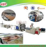PVC 모조 대리석 장 밀어남 생산 라인