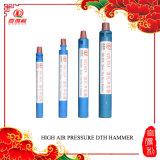 HD85Aの高い空気圧DTHのハンマー