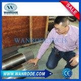 Double défibreur industriel d'arbre pour le film des filtres à huile de fil de cuivre/BOPP