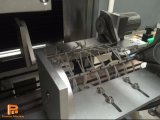 Máquina de etiquetas automática da luva do Shrink do PVC da alta velocidade