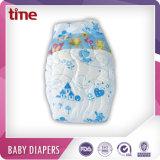 Économique des couches pour bébé doux et absorbant les couches pour bébés jetables