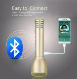 Altavoz Bluetooth de Micrófono de Mano para Canto de Karaoke