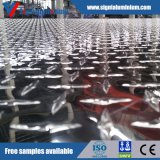 Plaque en aluminium de contrôleur pour Anti-Déraper (1100, 3003, 5052, 6061)