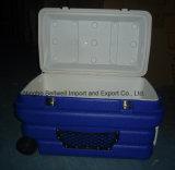 62 litres plus grand volume PP boîte de refroidissement de roue / godet / sac