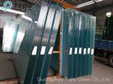 18m Ultra-Freier niedriger Eisen-Gleitbetriebs-flaches Glas für Brücke (UC-TP)