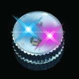 2016 Badge regalo di promozione LED con logo stampato (3569)