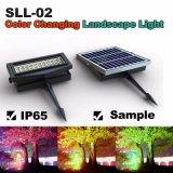 Luminaire décoratif en plastique pour jardin solaire LED Garden Light 1W