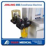 2つの蒸発器(Jinling-850)が付いている高い等級の麻酔機械