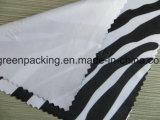 100%Polyester Microfiber Sonnenbrille-Putztuch mit der Digital-Druck und Prägung
