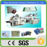 SGS de alta calidad de alta calidad de papel de cemento bolsa que hace la máquina