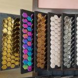 Плитка мозаики золота камушка керамическая