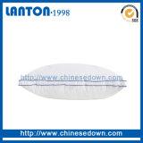 Tissu de coton oreiller de gros insère oreiller en duvet en plumes