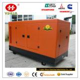 Quanchai 엔진 10-37.5kVA/8-30kw 침묵하는 홈은 디젤 엔진 발전기 세트를 이용했다