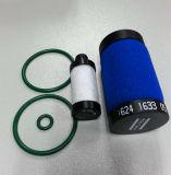 Compresores industriales Piezas de repuesto de aire 1624163305 Elemento del filtro de aire
