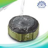 Диктор Bluetooth армии зеленый портативный водоустойчивый