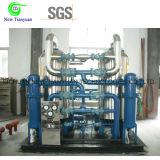 De gelijkmakende Eenheid van de Dehydratie van het Aardgas van de Regeneratie CNG van de Druk/Drogende Eenheid