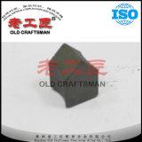 Pieza inserta de la perforación del carburo cementado del tungsteno de Yg8c para el rock duro