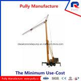 지브 길이 21m 건축기계 (MTC21050)를 위한 Foldable 탑 기중기