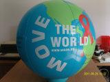 Раздувной шарик глобуса