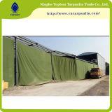 Breathable Tan-Segeltuch Tarps gebildet von der industriellen Grad-Gut-Baumwolle
