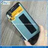 Pente initiale un affichage à cristaux liquides de téléphone mobile pour le bord de Samsung S7