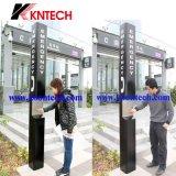 Novo serviço de chamadas de emergência Kntech Knem-23 Telefone Sos Exterior