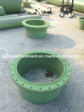 Pipe de GRP, garnitures de pipe telles que des brides, couplage, coudes